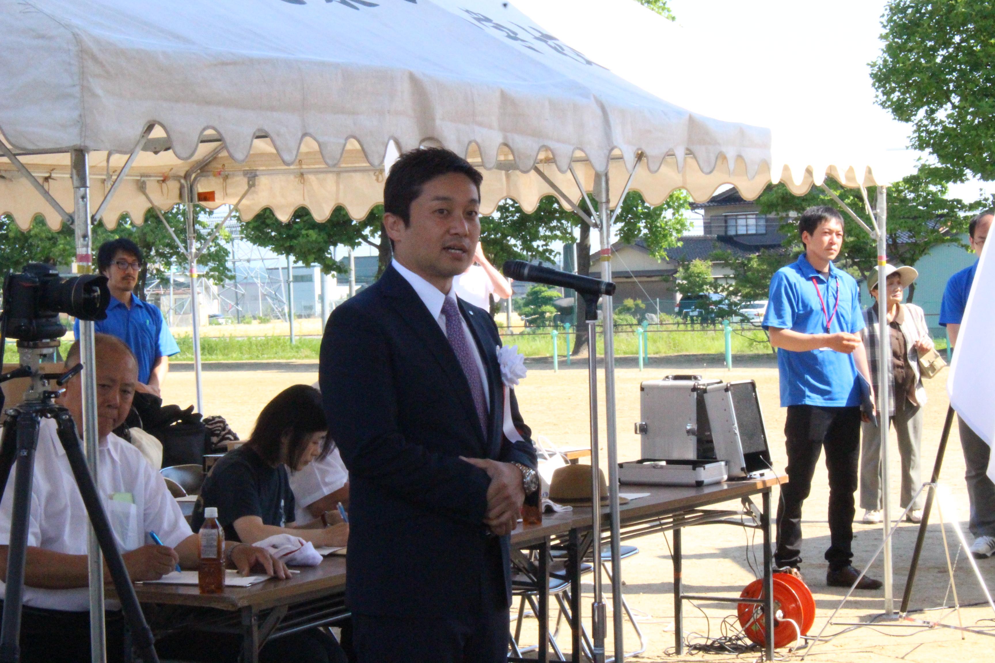 第17回わんぱく相撲となみ野場所開催報告